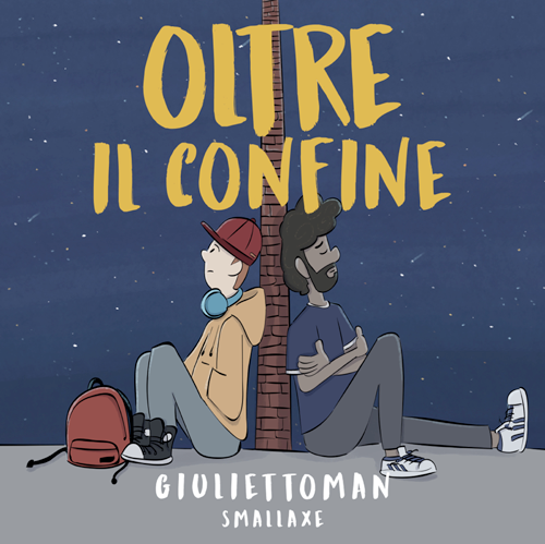 GIULIETTOMAN - OLTRE IL CONFINE (Redgoldgreen Label) 2021 Italia, New Release, Video